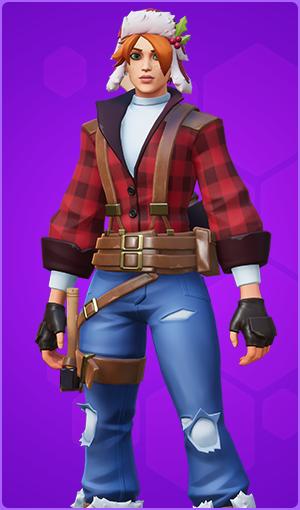 Hero Lumber Freya