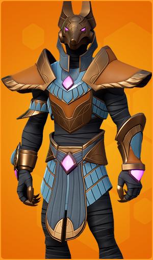 Hero Anubis