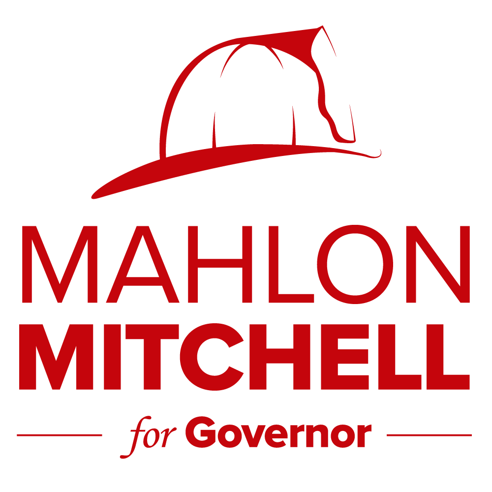 Mahlon Mitchell for Governor
