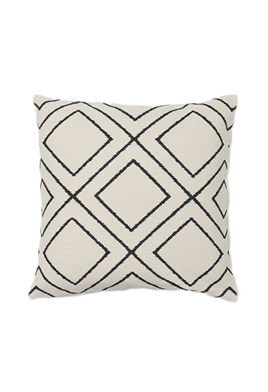 h&m printed pillow