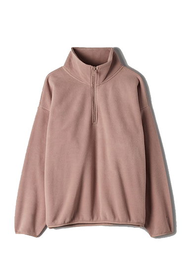 aritzia sweater Polar 1/4 Zip