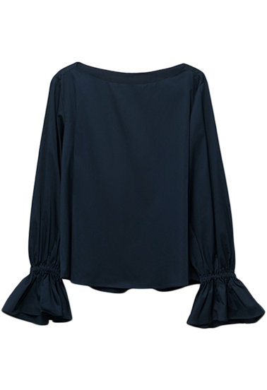 something navy Anna Top