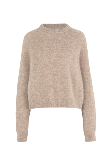 Neta Crew Neck Sweater
