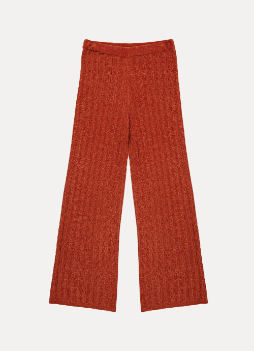 Sadie Chenille Relaxed Pant