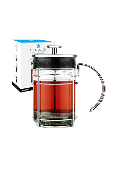 tea and coffee press