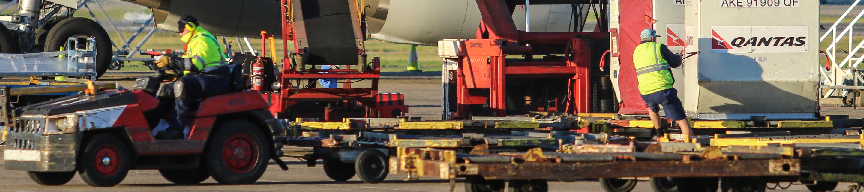 freight handlers