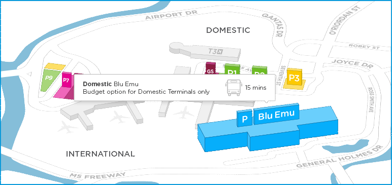Long Term Car Parking Sydney International Airport