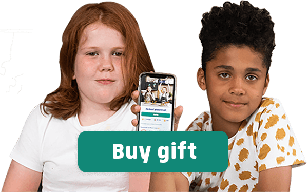 ## Give as a gift!