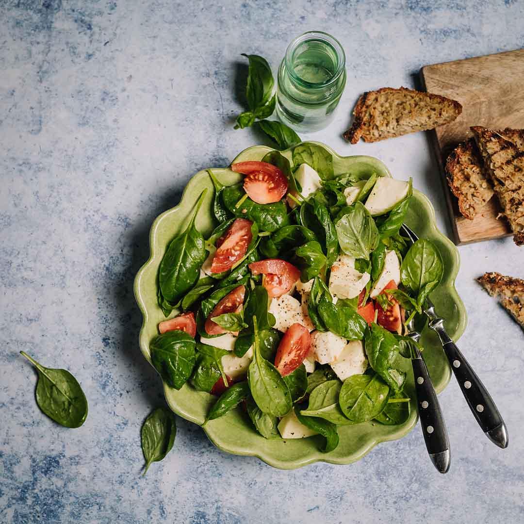 Inkeri's Mozzarella Salad