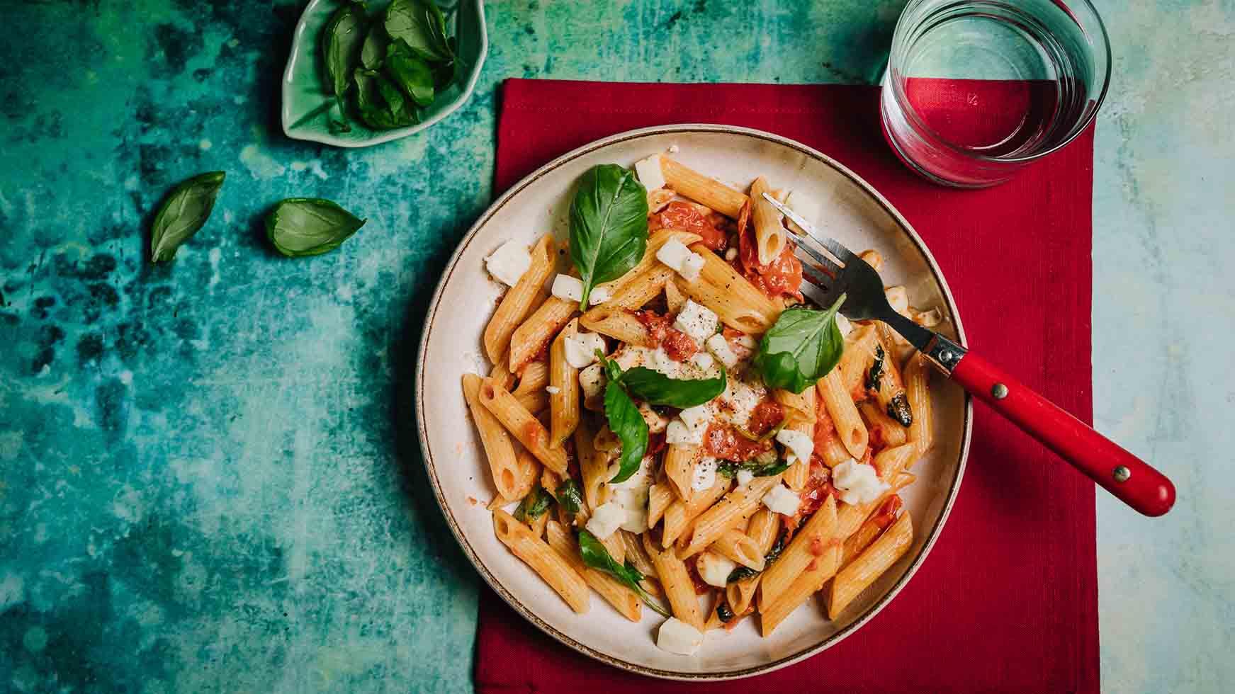 Elia's Italian Tomato Pasta