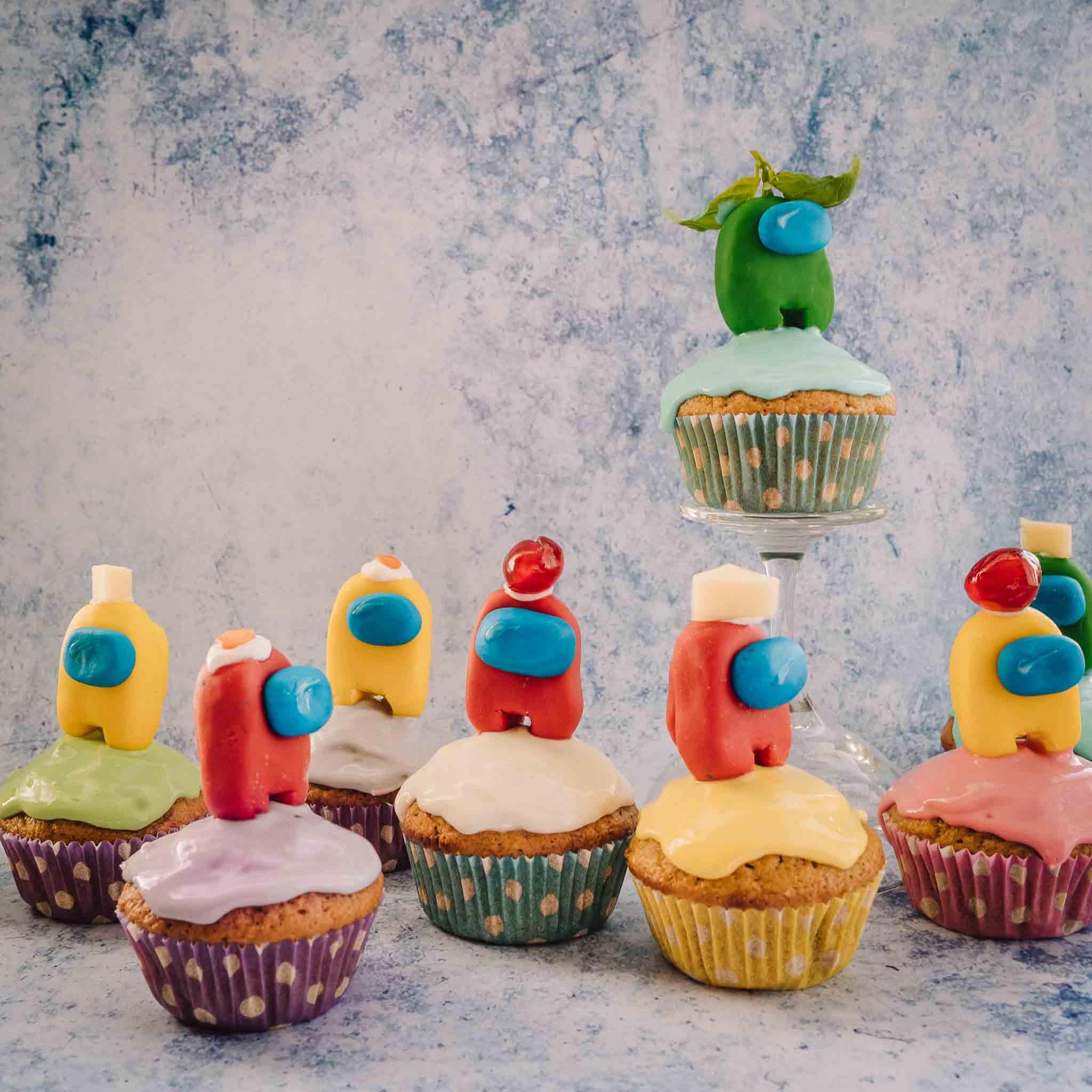 Among Us Muffins