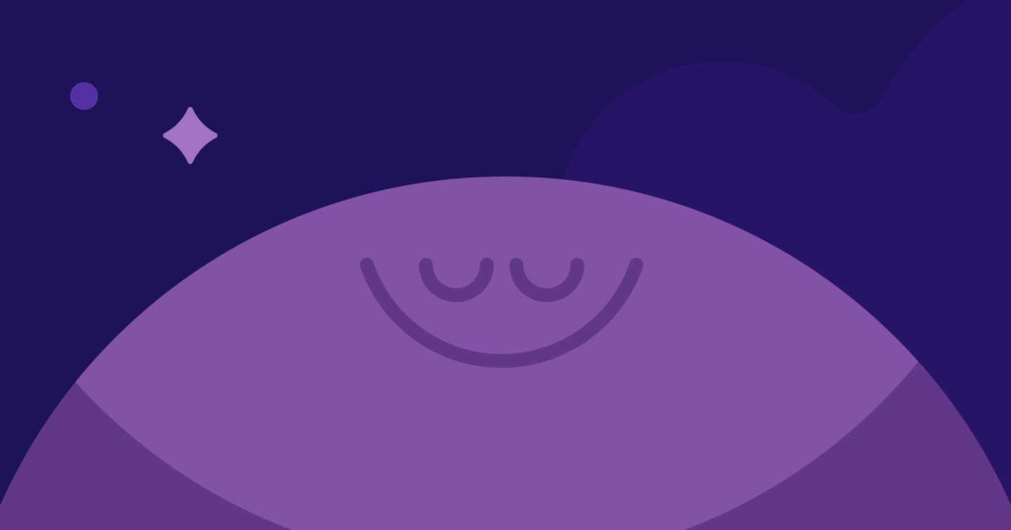 Sleep - Metadata Image - Purple Dot