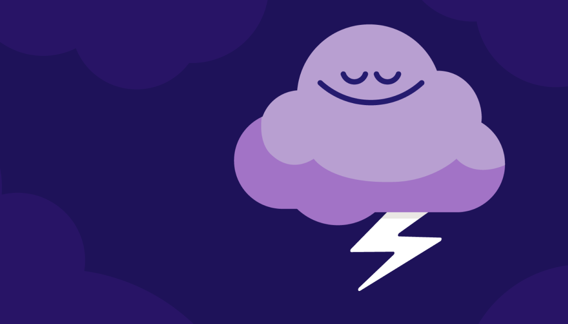 Sleep - Category Image - Lightning Cloud