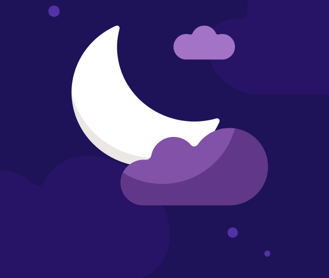 Sleep - Homepage Image - Night Sky