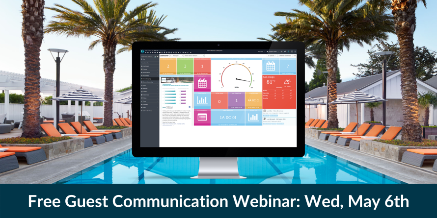 RMS Offers Free Guest Communication Webinar for Hospitality Professionals