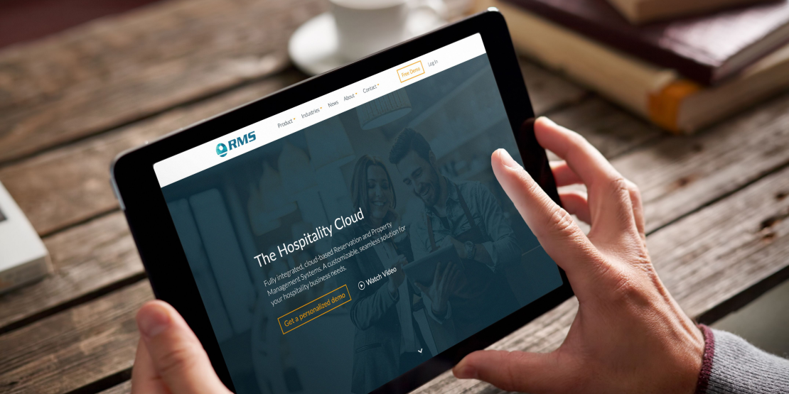 RMS - The Hospitality Cloud Announces Newly Remodeled Website