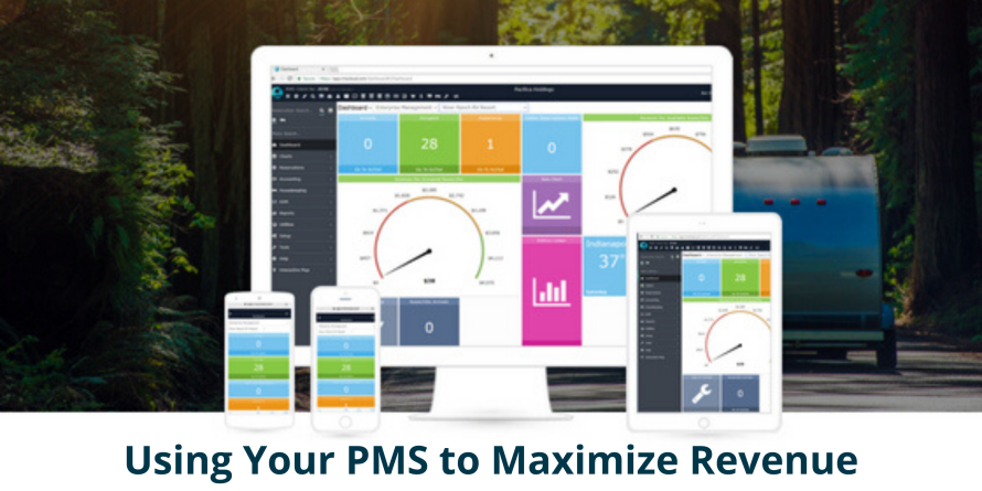 Using Your PMS to Maximize Revenue