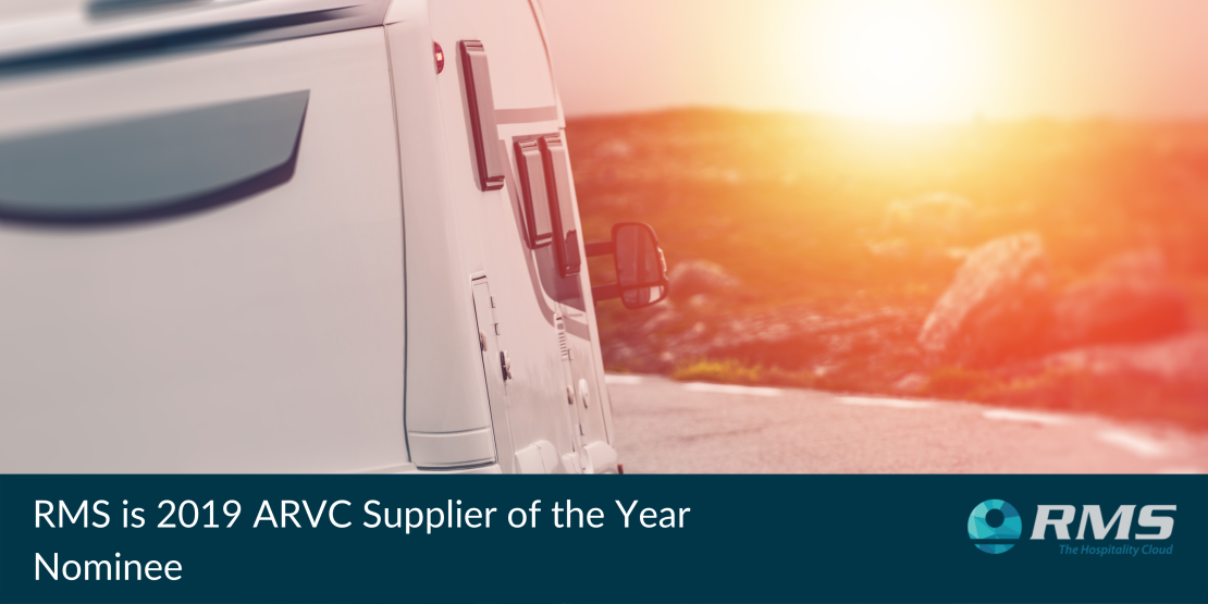 RMS is 2019 ARVC Supplier of the Year Nominee