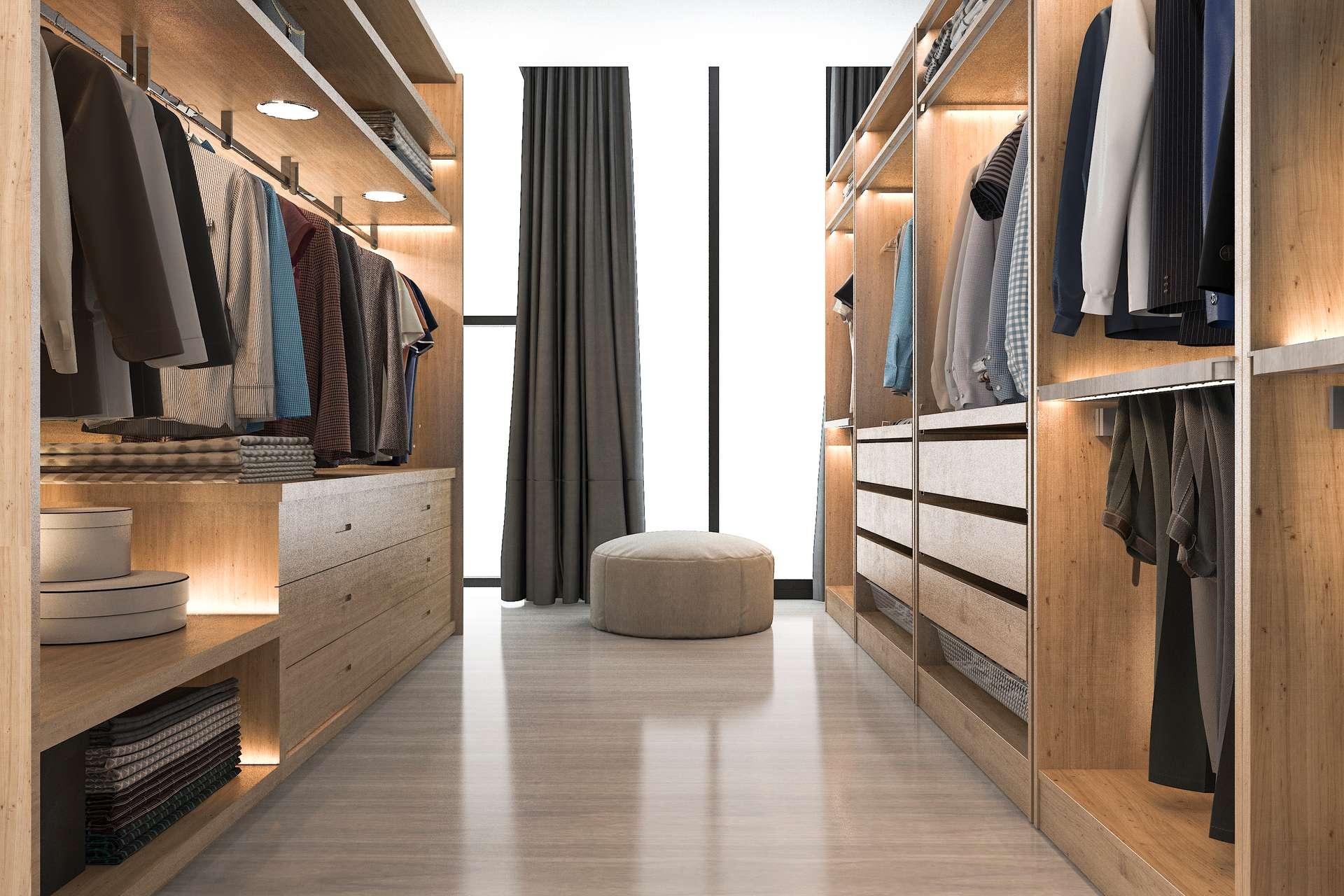 Begehbarer Kleiderschrank Diy Ankleidezimmer Selbst Bauen