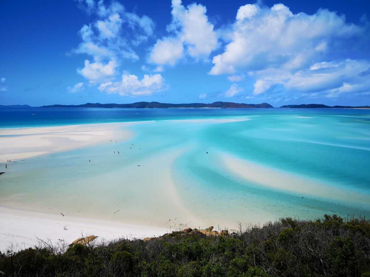 How to enjoy a week in the Whitsundays