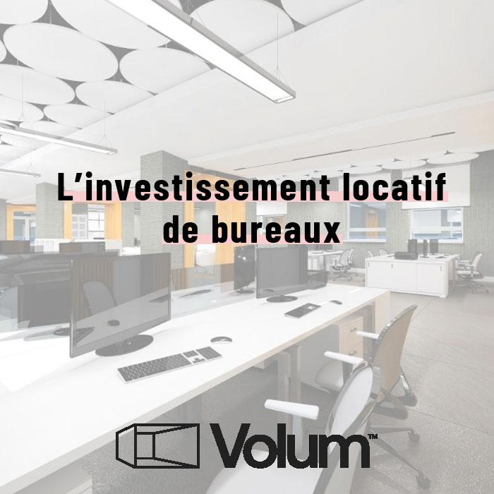 Comprendre l'investissement locatif de bureaux et ses avantages
