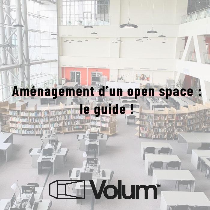 Guide aménagement open space
