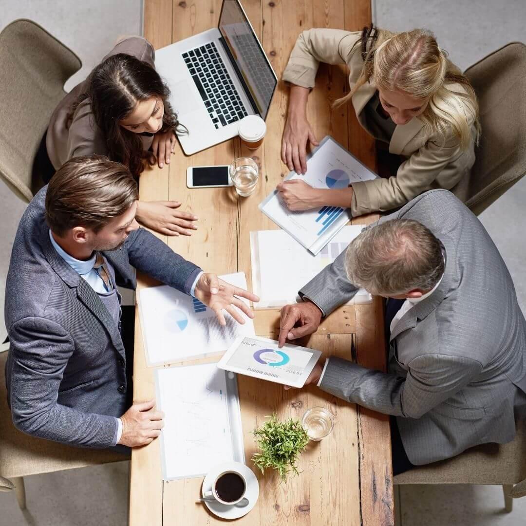 communication collaborateurs bureaux flexibles