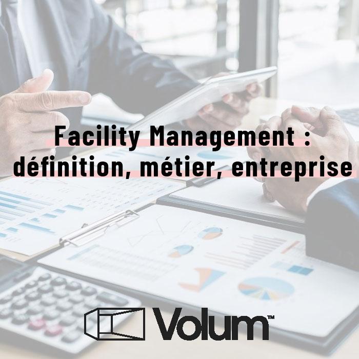 Facility management en entreprise