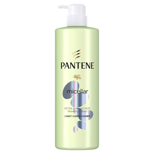 Pantene Micellar detox & moisturize conditioner treatment for dry hair