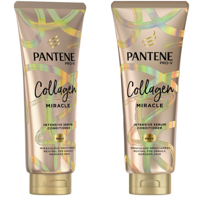 Pantene Collagen Miracle hair conditioner