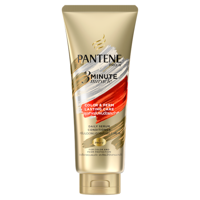 Pantene 3 Minute Color & Perm Miracle Conditioner Hair Treatment