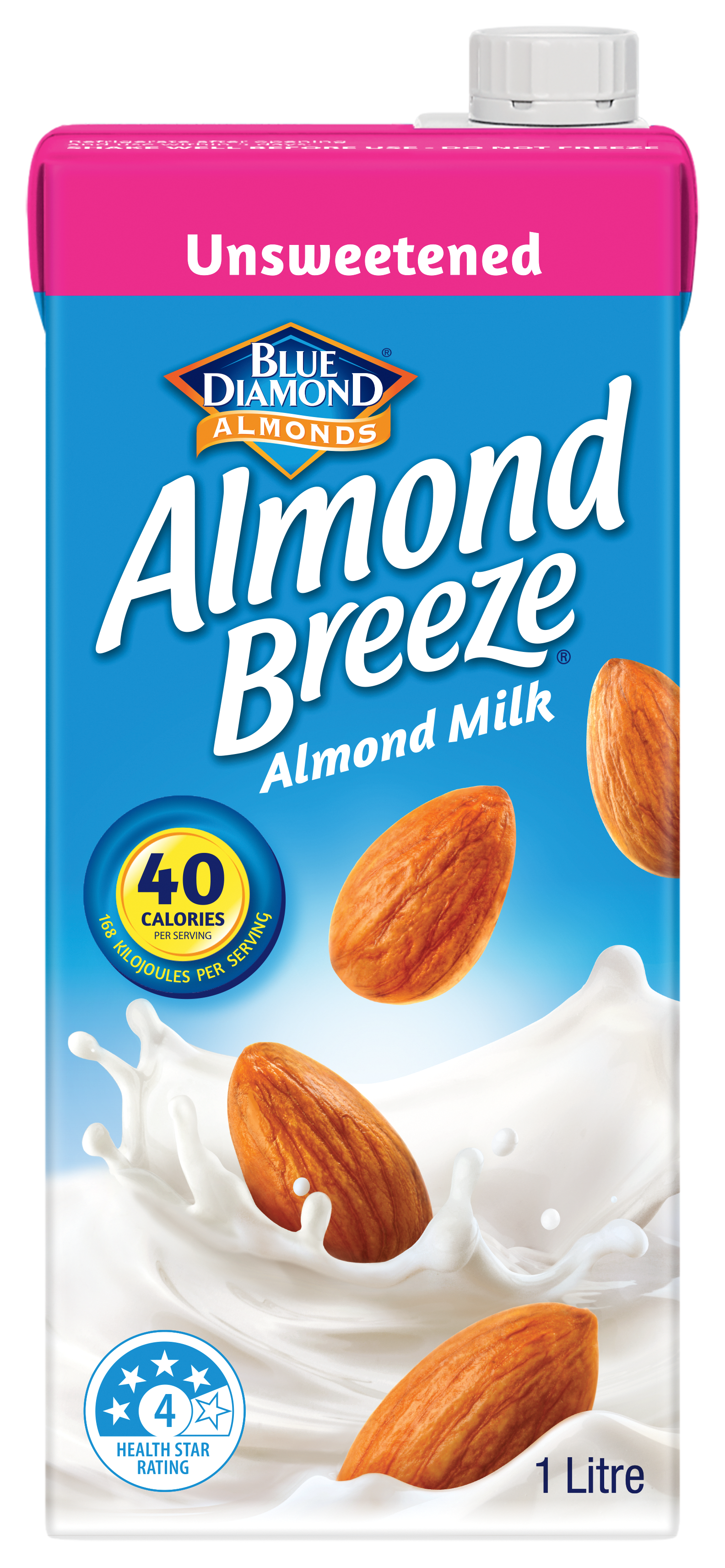 Almond Breeze Health Properties