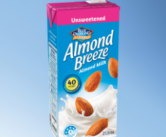 Almond Breeze now bigger than ever