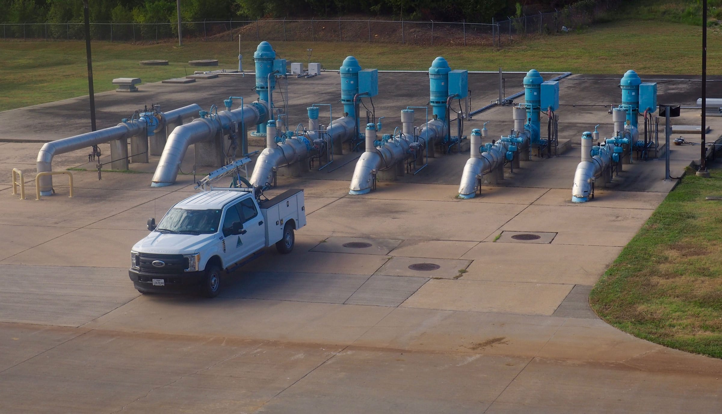 Water Treatment & Delivery Page Support Image