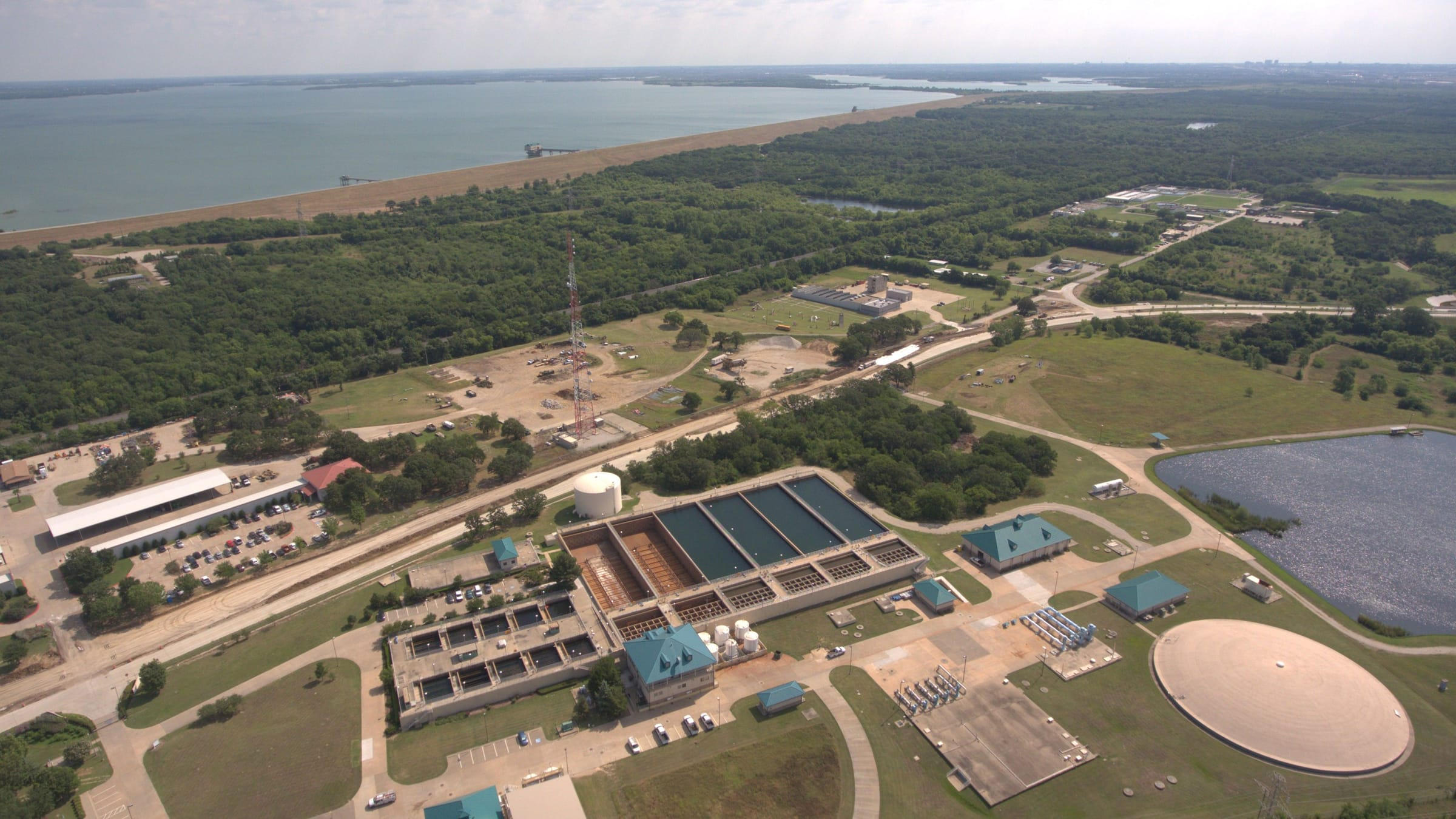 Taylor Water Treatment Plant