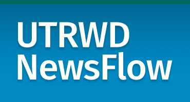 UTRWD Newsflow Header