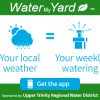 Water My Yard App
