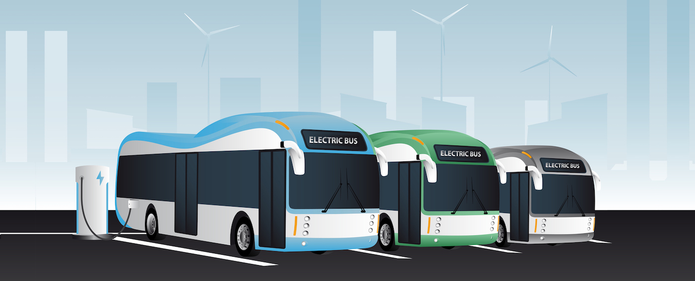 Electric Buses: A Solution for Sustainable Cities