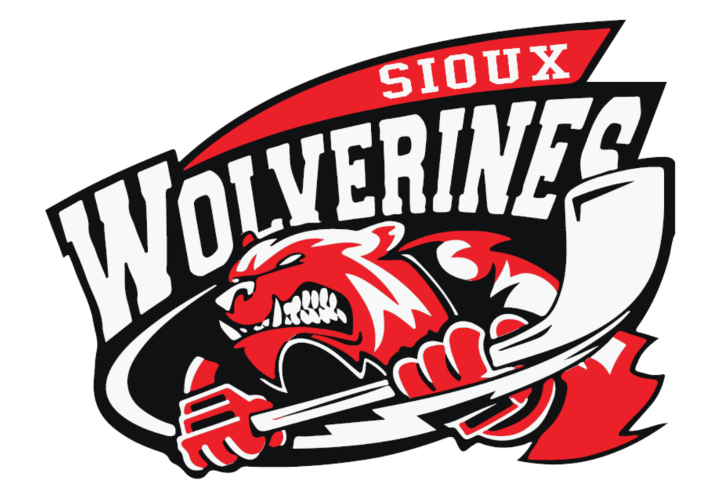 Sioux Wolverines Logo