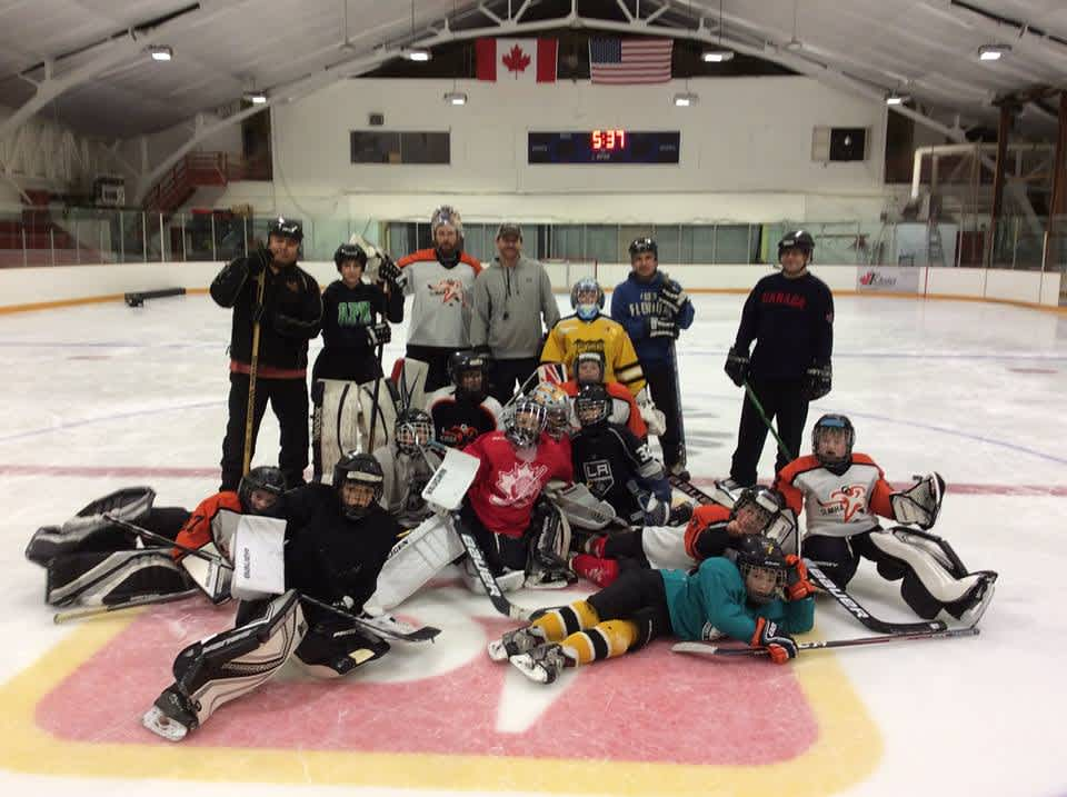 goalies group