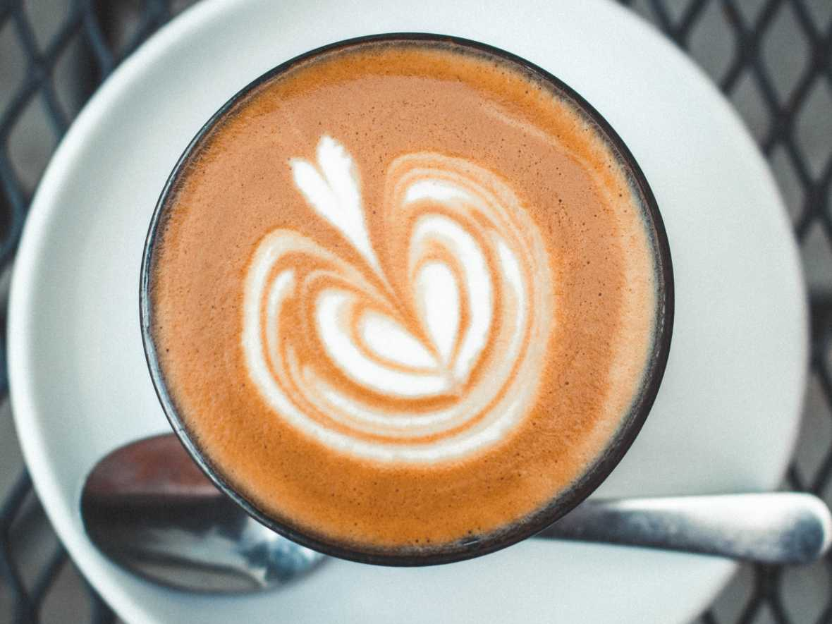 Latte Art - Heart