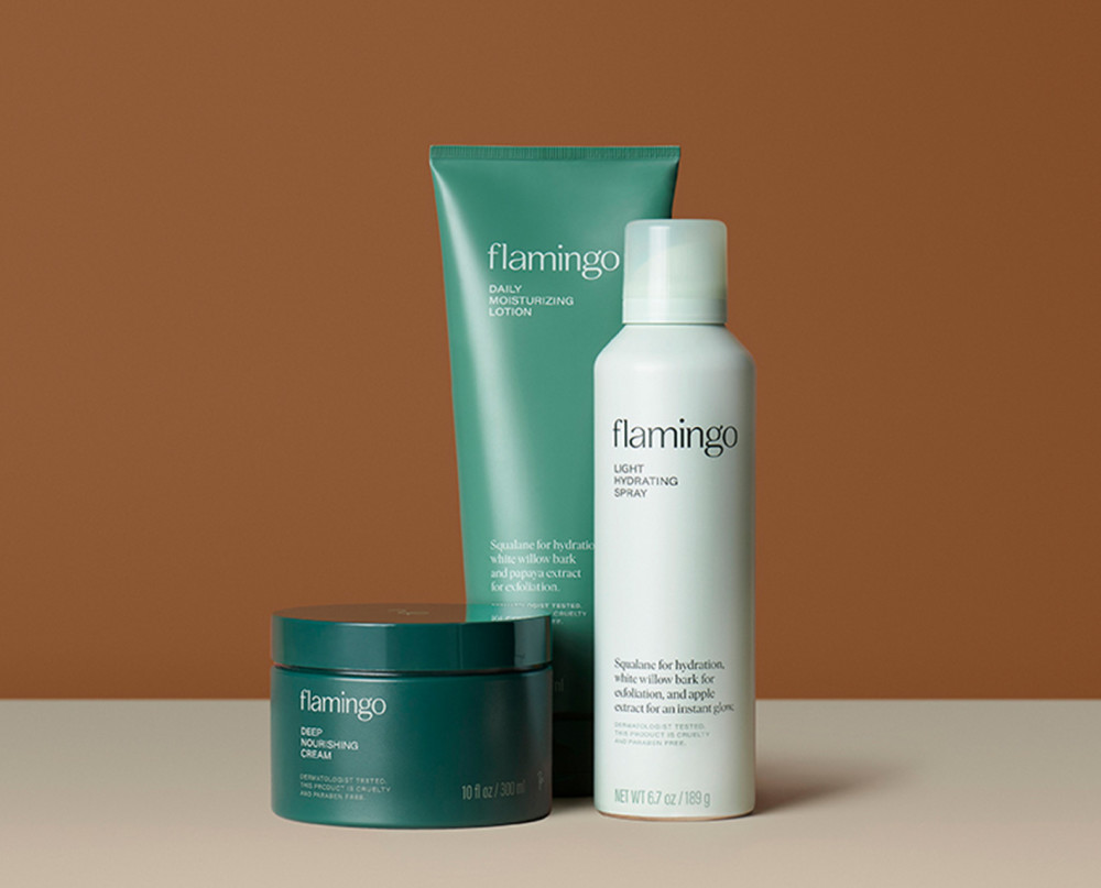 Daily Moisturizer, Light Hydrating Spray, Deep Nourishing Cream