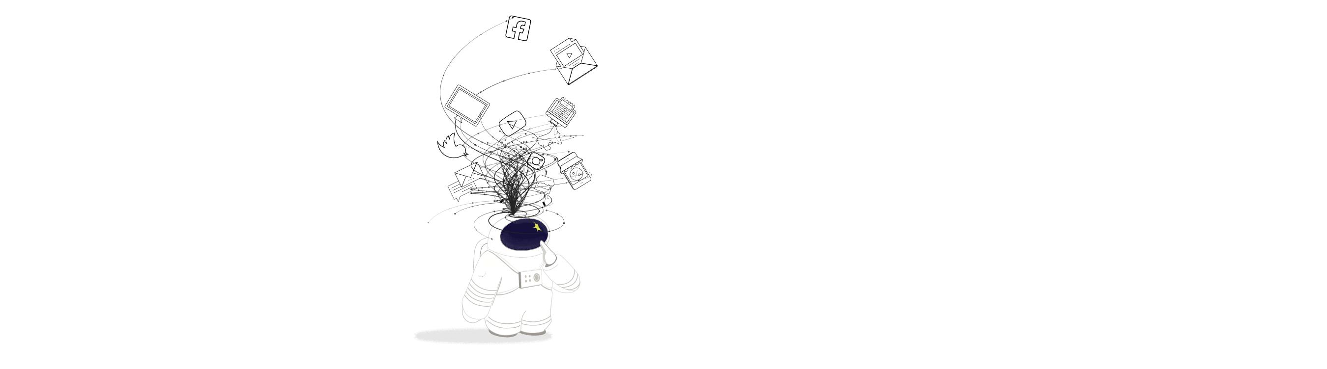 Customer acquisition header illustration Adam v2021