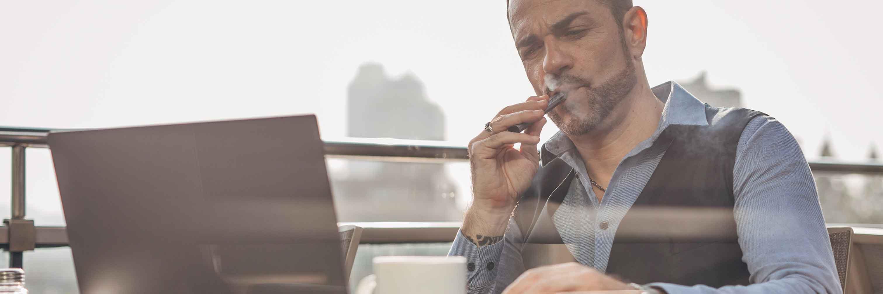 Dampfen Ohne Nikotin Schädlich