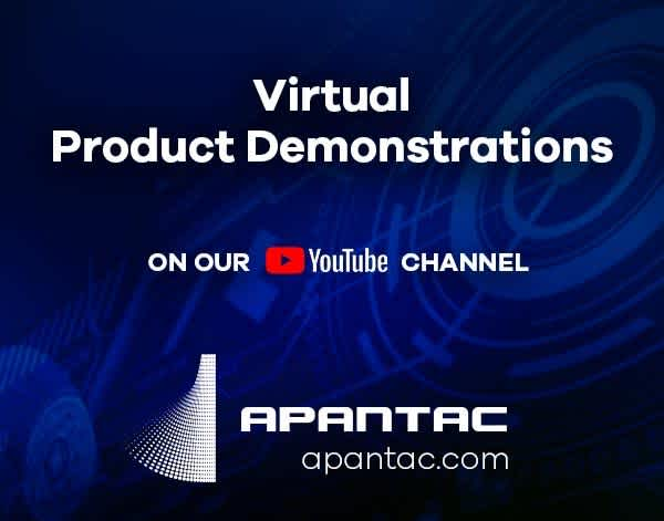 Apantac Virtual Product Demos