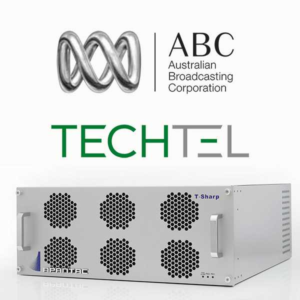 Apantac T# Multiviewers Selected by Australian Broadcasting Corporation