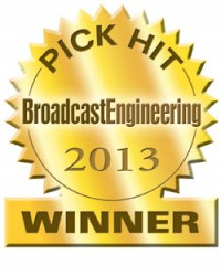 Apantac IP Multiviewer Wins Pick Hit Award at IBC 2013