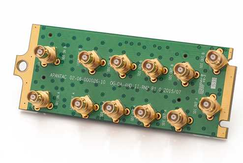 openGear OG Distribution Amplifiers