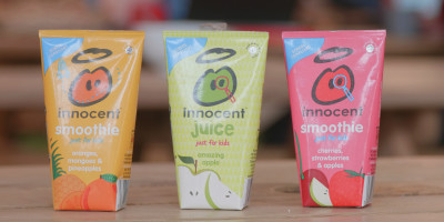 Three innocent smoothies