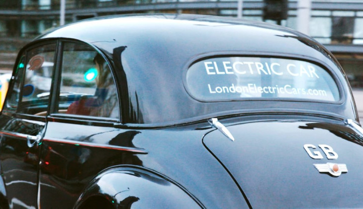 London clectric car